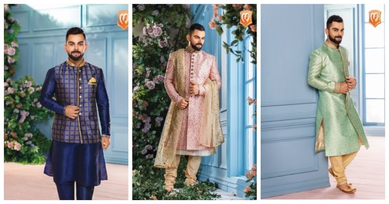 a522757cc92 Manyavar s latest collection is a delight for every groom to be! - Blog