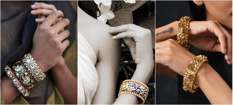 11 Beautiful Bangles & Kadas that Every Bride should Embrace
