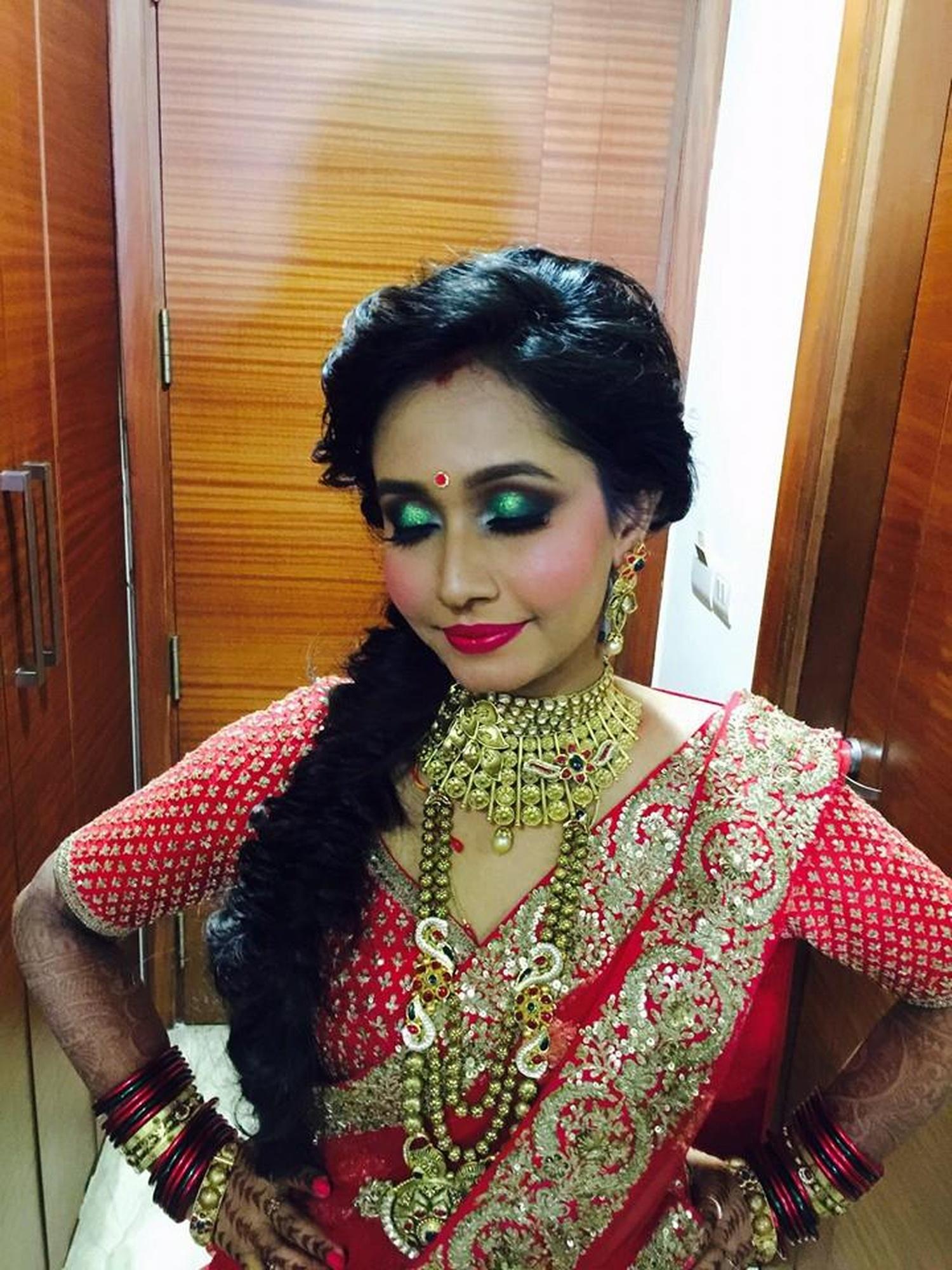 Makeup By Sandy Bridal Makeup Artist In Mumbai   WeddingZ
