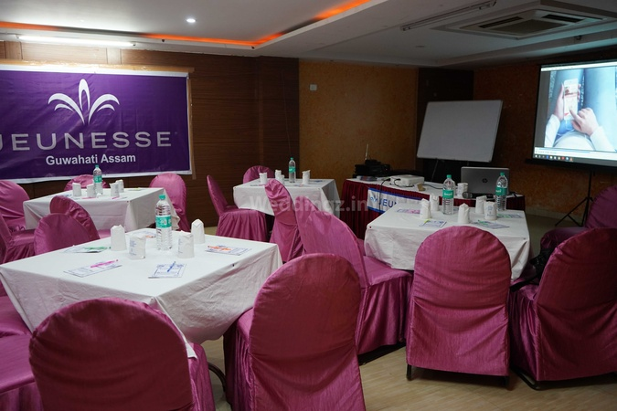 Hotel Siroy Classic Paltan Bazaar Guwahati - Banquet Hall