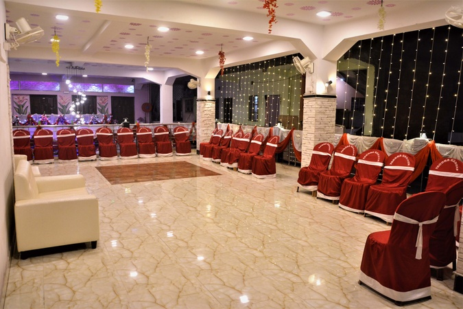 Tandra Garden Madhyamgram Kolkata - Banquet Hall