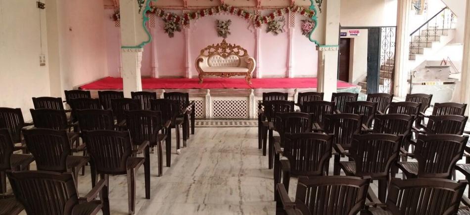 Vani Garden Hiran Magri Udaipur - Banquet Hall