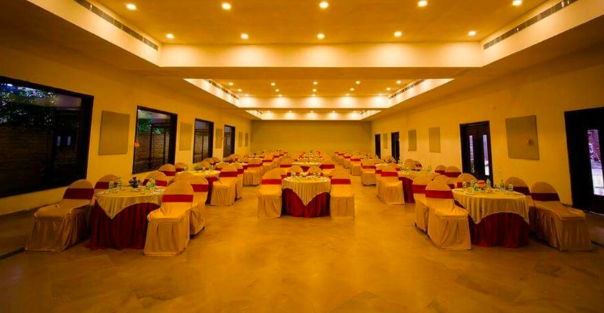 The Kav's Restaurant Harmu Ranchi - Banquet Hall