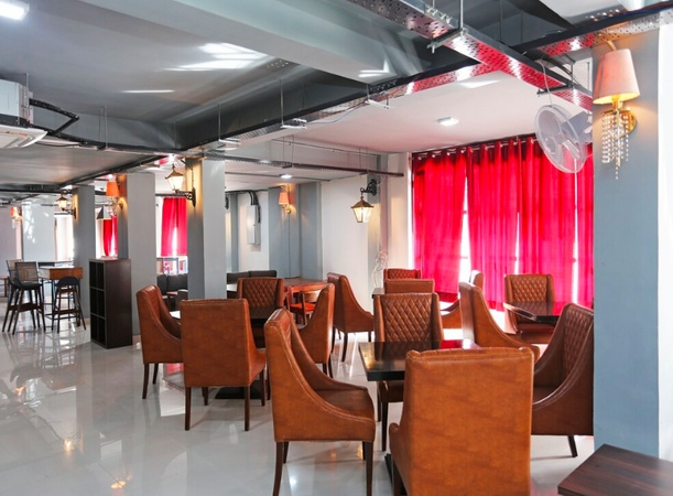 Hotel Levante Sector 24 Gurugram - Banquet Hall