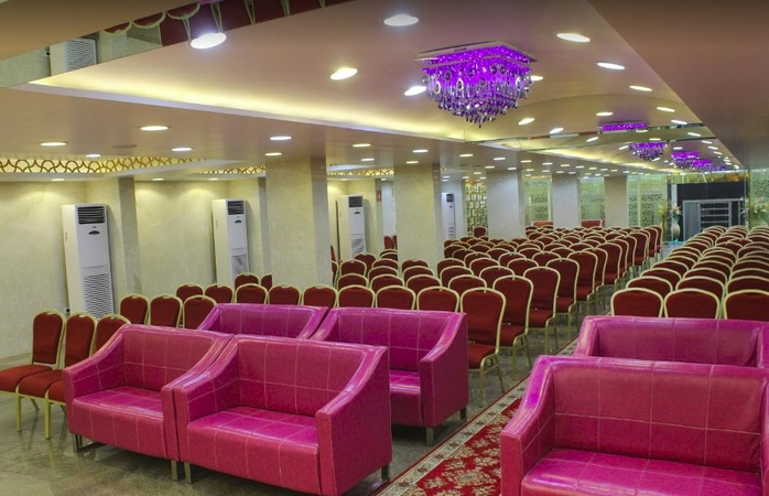 Aslam Palace JC Road Bangalore - Banquet Hall