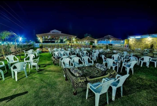 Harikrushna Village Restaurant Nana Varachha Surat - Wedding Lawn