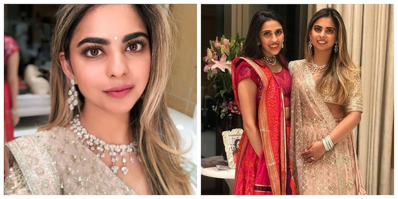 Isha Ambani's engagement pictures & videos will be the most emotional thing you've seen today!