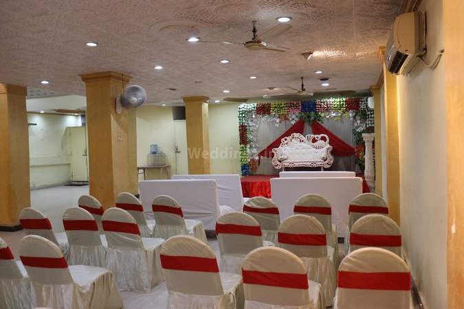 Hotel Apsara Rajendra Nagar Patna - Banquet Hall
