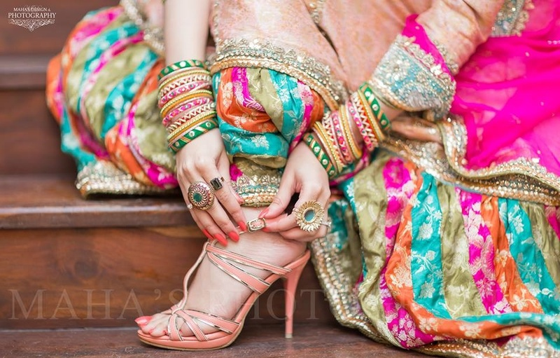 The Best Colourful Bridal Lehenga Designs We've Ever Seen!