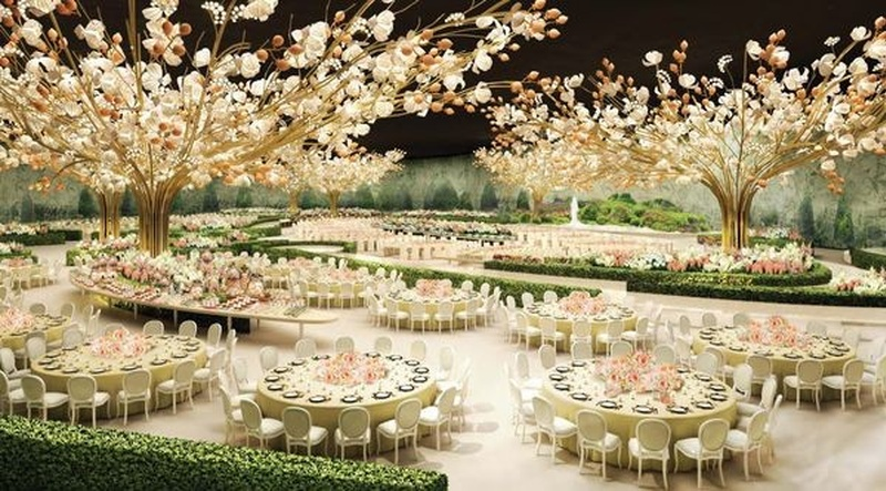 Luxury Wedding Venues in Gurgaon for a Wedding Full of Extravaganza