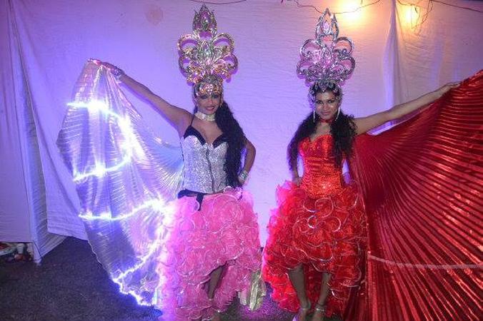 Sizzling Stars | Mumbai | Variety Arts
