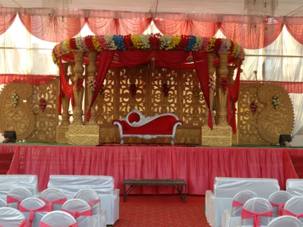 Vasundhara Marriage Hall Alambagh Lucknow - Wedding Lawn