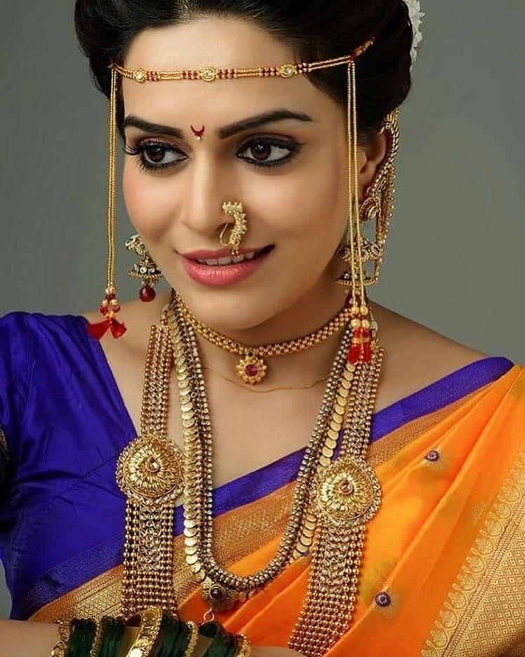 Wedding Hairstyle Maharashtrian: Maharashtrian Bridal Naths That Are Giving Us Major
