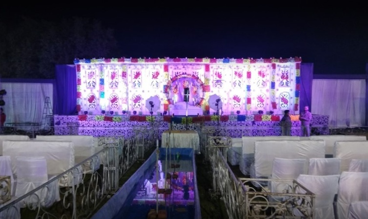 M M Farm House Tajganj Agra - Banquet Hall