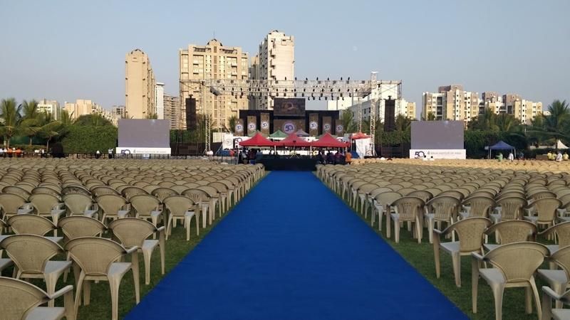 Shree Sai Kamal Lawns Lohegaon Pune - Wedding Lawn