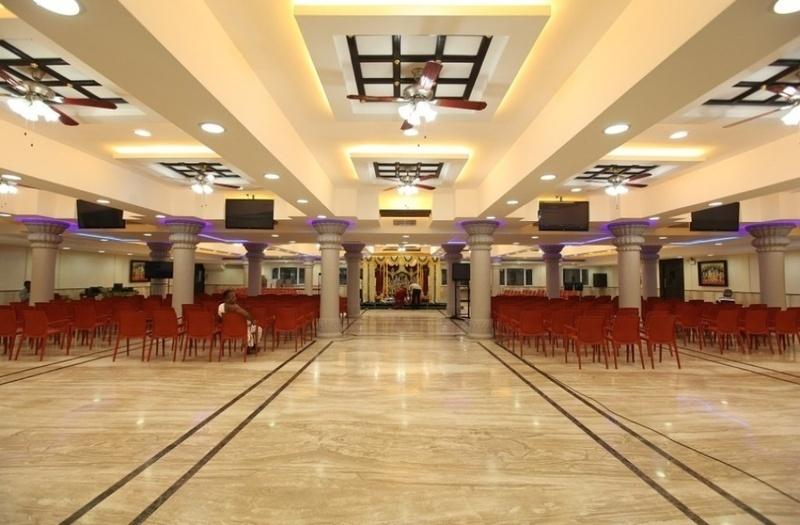 Risa Banquets, Injabakkam, Chennai