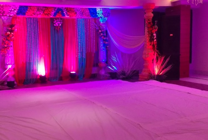 B&B Hotel Upper Bazar Ranchi - Banquet Hall