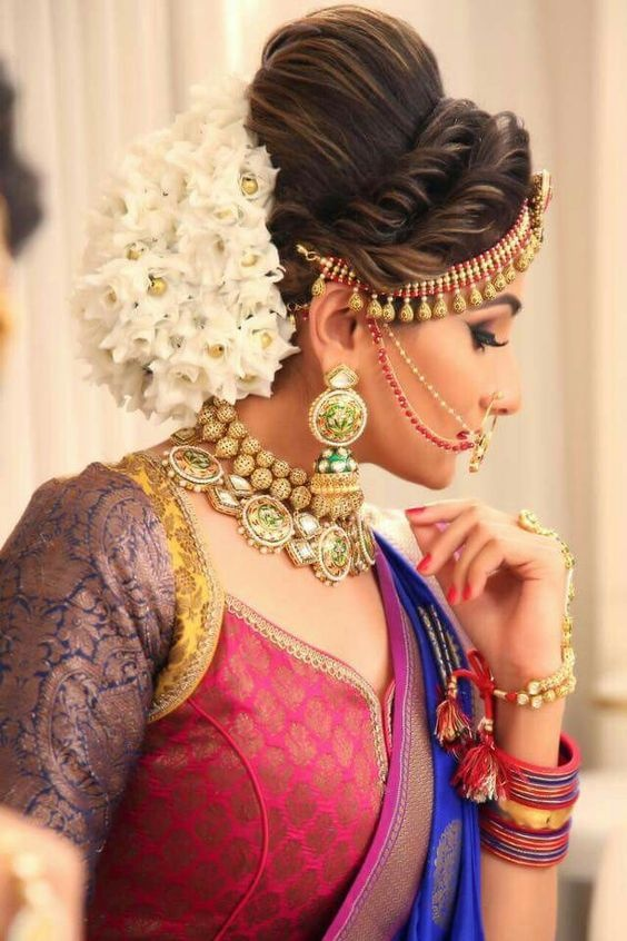 45 Gorgeous Bridal Hairstyles To Slay Your Wedding Look Bridal Look Wedding Blog