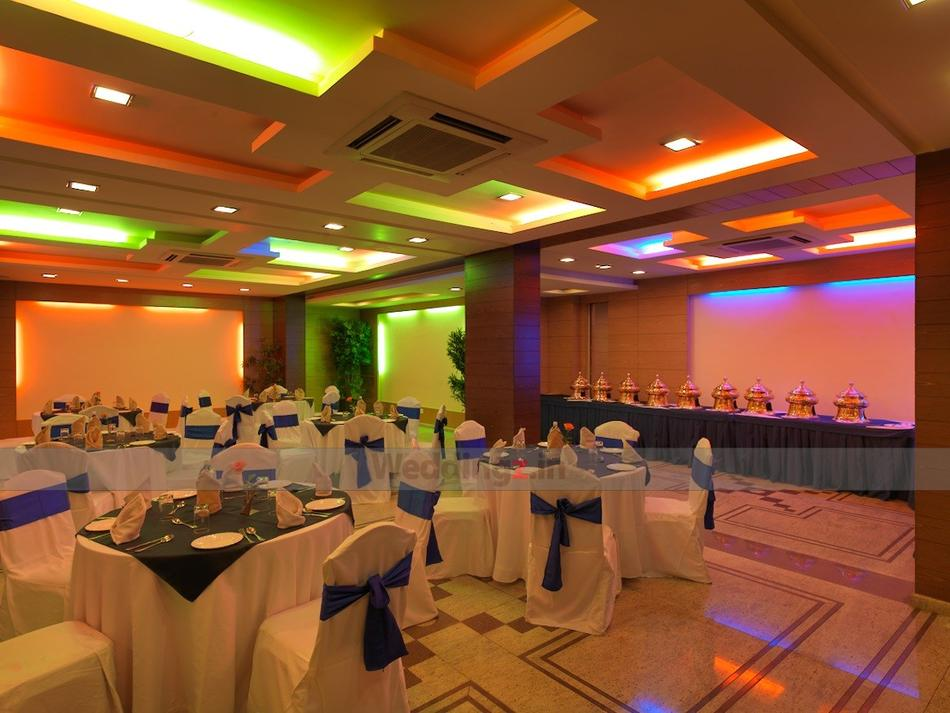 Star Hotels In Bangalore With Banquet Hall