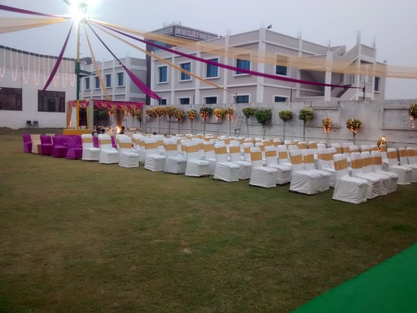 Green Garden Party Lawn Baghpat Ghaziabad Delhi Banquet Hall