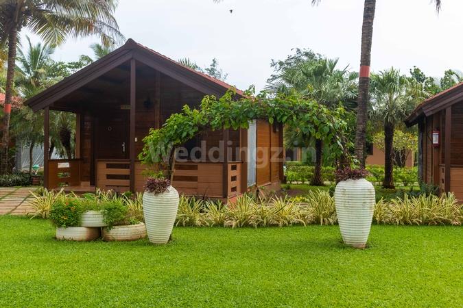 Beira Mar Beach Resort Benaulim Goa - Banquet Hall