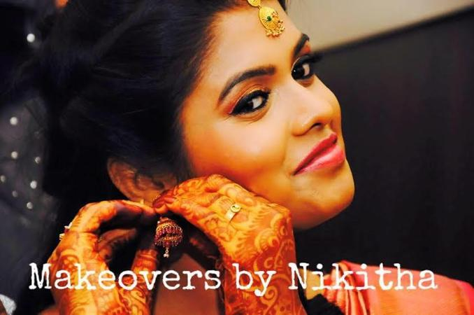 Makeovers by Nikitha | Bangalore | Makeup Artists