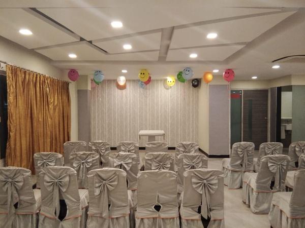Orange Hotel Daba Gardens Visakhapatnam - Banquet Hall