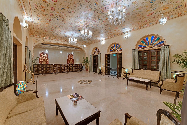Jai Bagh Palace Kukas Jaipur Banquet Hall Wedding