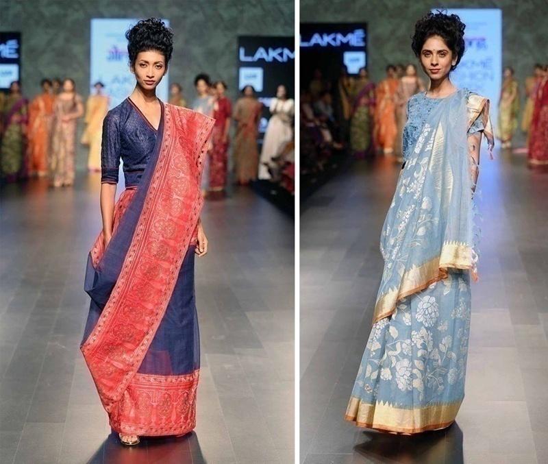 Bridal Trousseau Trunk Treasures from Gaurang Shah's Calico – Lakme Fashion Week 2016