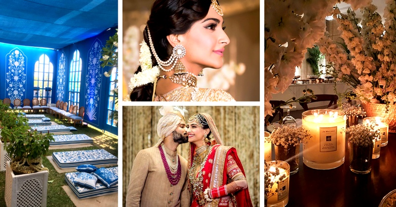 15+ trends from #Sonamkishaadi that you can incorporate in your budget wedding!
