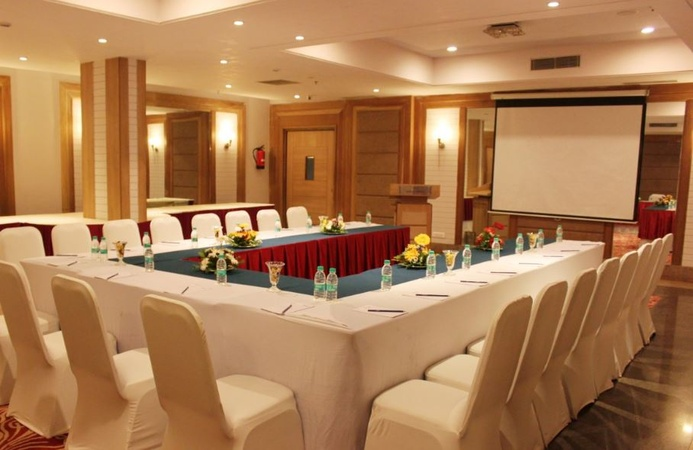 City Heart Sarovar Portico Basant City Ludhiana - Banquet Hall