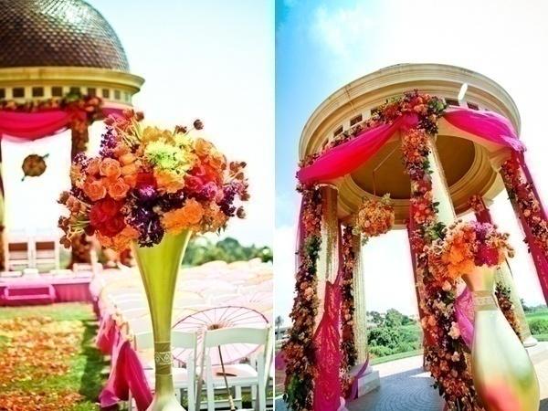 Ceremonial Wedding Decorations