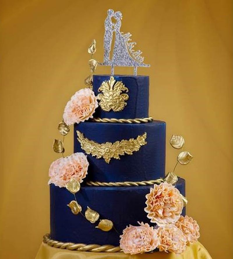 Top 8 Wedding Cake Vendors In Mumbai That Make Edible Art Blog
