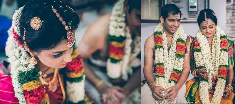 Yagnesh & Agalya Kumbakonam : A Simple South-Indian Wedding Celebration