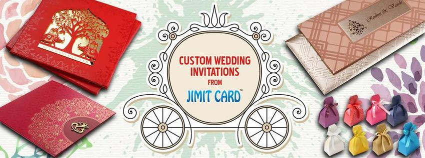 Jimit Card | Mumbai | Invitation Cards