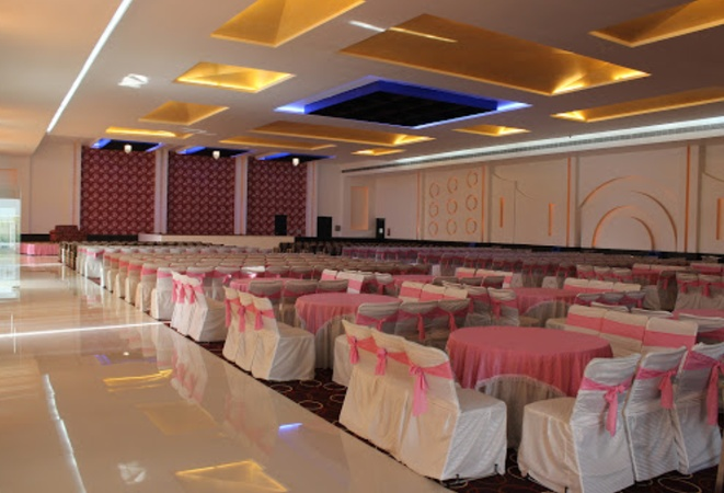 Rajat Resorts Ferozepur Road Ludhiana - Banquet Hall
