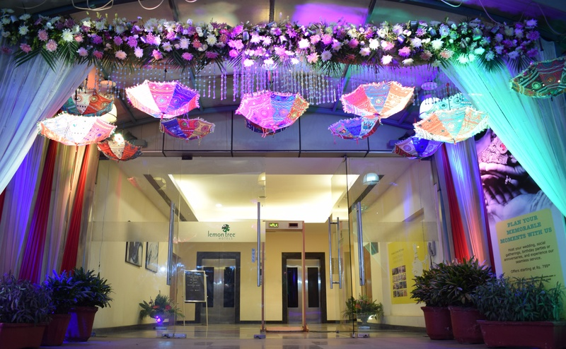 Lemon Tree Hotel Jaipur Pictures