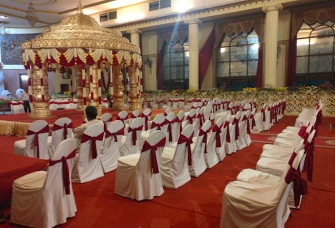 PGM Srigandha Palace Hebbal Bangalore - Banquet Hall