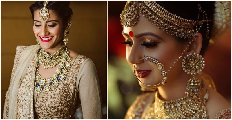 Kundan or polki, what to opt for your wedding jewellery - right from the experts!