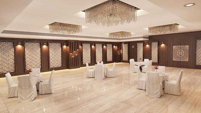Celebs Banquet Memnagar Ahmedabad - Banquet Hall