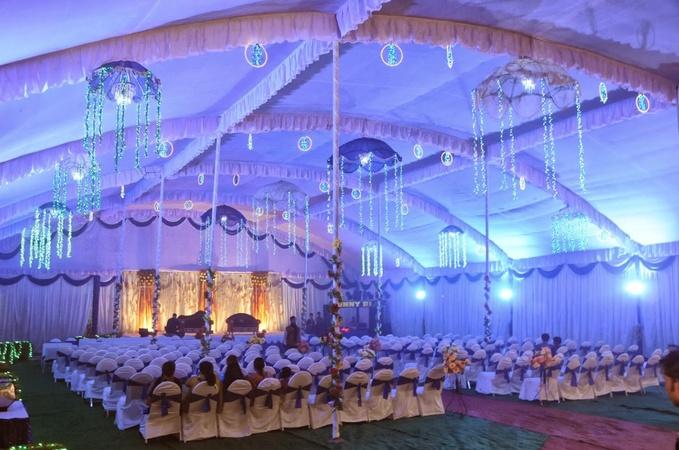 Gurunanak Marriage Lawn Jankipuram Lucknow - Banquet Hall