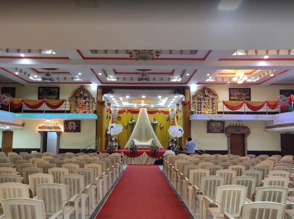Sree Meenakshi Sundarar Hall Padi Chennai - Mantapa / Convention Hall