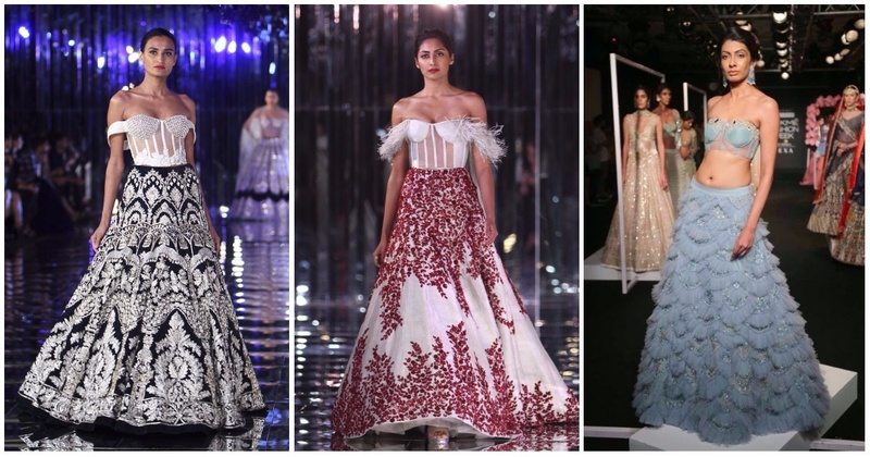 Corset Lehengas: This New Wedding Trend Is Taking Over Bridal Fashion