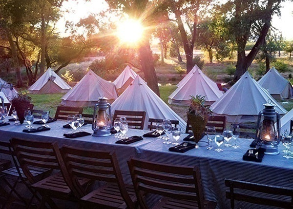 5 Unusual Outdoor Wedding Venues And Theme Ideas That Are Crazy And