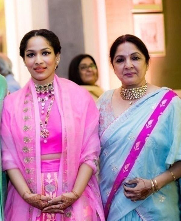 Neena Gupta – Minimalist Look