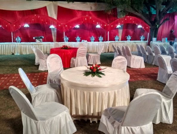 Sri Radhey Krishna Marriage Lawn Alambagh Lucknow - Wedding Lawn