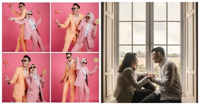 9 Pre-wedding Photoshoot Ideas That Scream Couple Goals