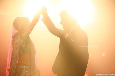 Big Fat Indian Wedding captured by Alif Studio Photography