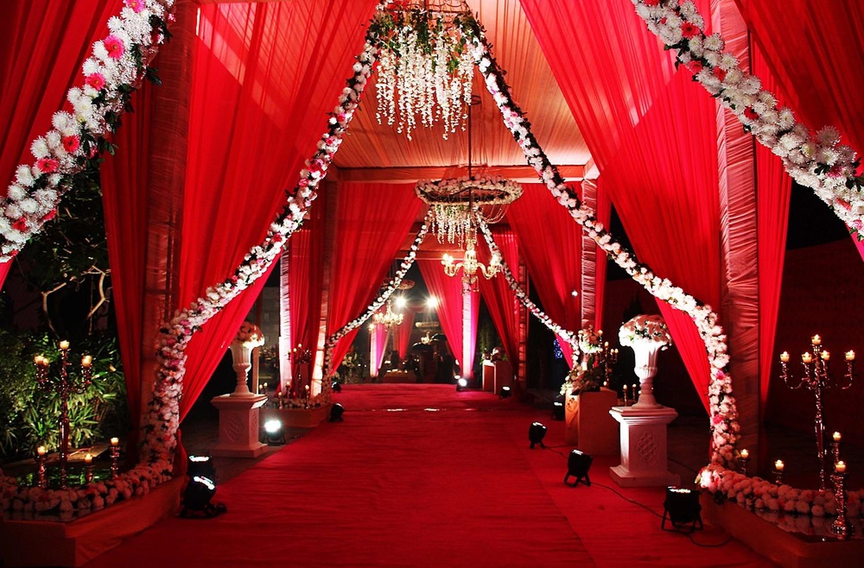 F Amp B Flora Farms Chatarpur Delhi Banquet Hall Wedding