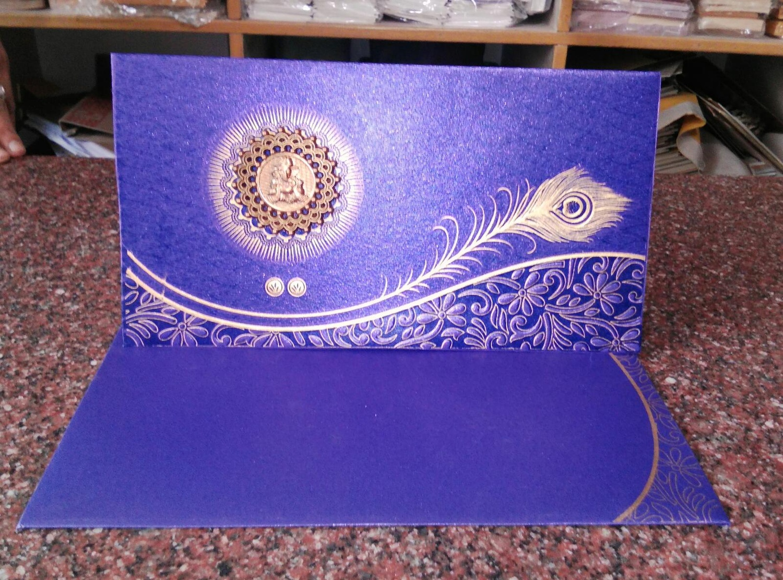 Sankeshwar Cards Creation Wedding Invitation Card in